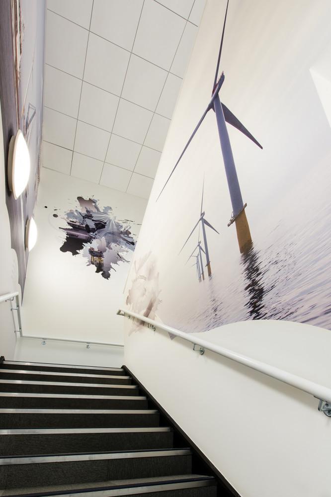 Dudgeon wind farm HQ