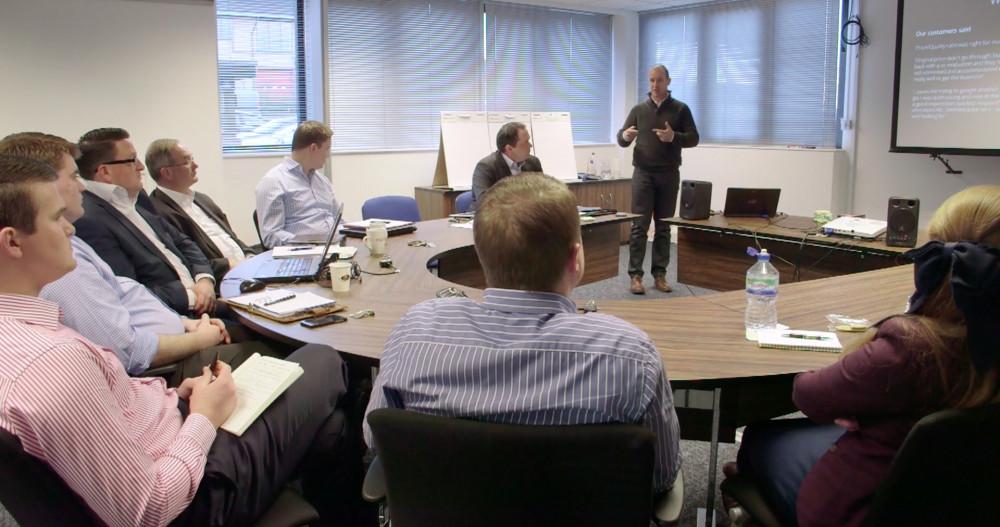 Workshops, sprints & power sessions